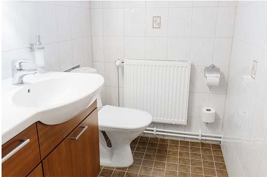 Omakotitalon putkiremontti WC-tilat