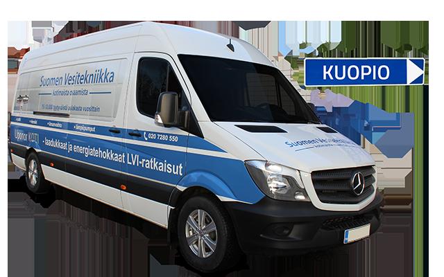 Putkiremontti Kuopio
